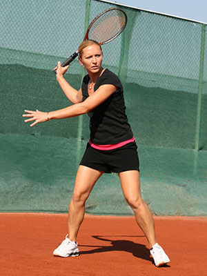 Sports podiatry - tennis